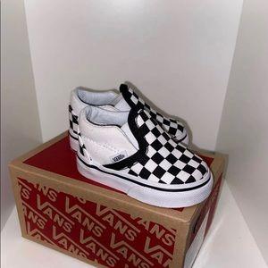 Vans Shoes - Baby Infant Shoes